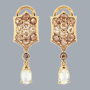 A Touch of Alchemy Earrings