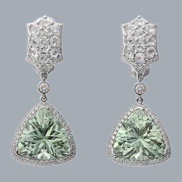 Royal Mint Earrings