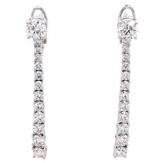 14K Gold Earrings with Lab Grown Diamonds