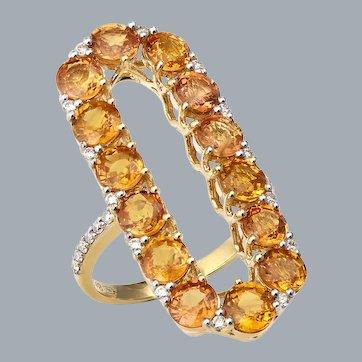 Infinite Chance Sapphire Ring