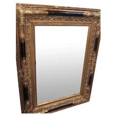 Vintage Large Mirror (Mid 20th Century)