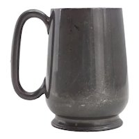 Charming Victorian Pewter Mug From the Movies!