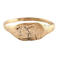 Viking Ring 9th - 10th Century AD SZ 7 3/4