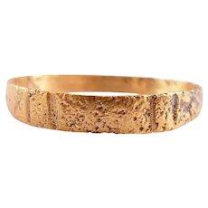 Viking Wedding Ring, 850-1050 AD Size 9