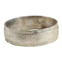 Ancient Viking Wedding Ring C.850-1050 AD Size 9 ½