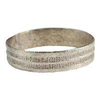 Ancient Viking Wedding Ring C.850-1050 AD Size 11 ¼