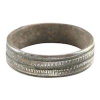Ancient Viking Wedding Ring C.86-1067 Size 6