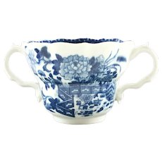 WORCESTER Porcelain Chocolate Cup. C.1770-80