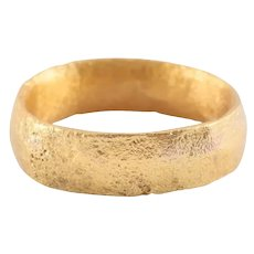 Ancient Viking Wedding Ring C.850-1050 AD, Size 7 ½