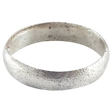 Ancient Viking Wedding Ring C.850-1050 AD Jewelry Size 8 1/4
