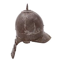 Polish Cavalry Helmet, Zischagge, Late 17th Century