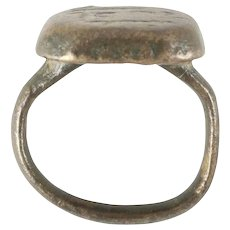 Ottoman Warrior's Ring Size 9