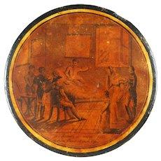 French Snuff Box, Regency/Napoleonic Period