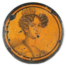 English Snuff Box, Regency/Napoleonic Period