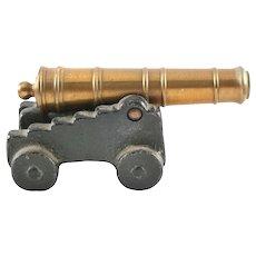 Antique Desktop Cannon