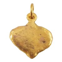 Fine Viking Heart Pendant C.900-1050 AD