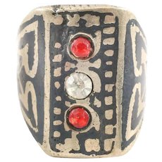 Cossack Warrior's Ring Size 8 ½