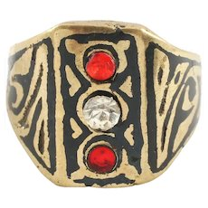 Cossack Warrior's Ring Size 8