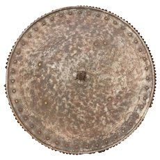 Extraordinary Italian Horseman's Shield C.1550