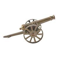 Charming Victorian Battle Reenactment Cannon