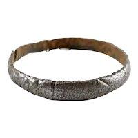 Ancient Viking Wedding Ring C.850-1050 AD, Size 9