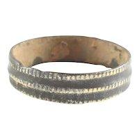 Viking Womans Wedding Ring, 866- 1067 AD Size 6 1/4