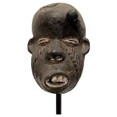 Ibibio Ekpo Society Mask, Nigeria