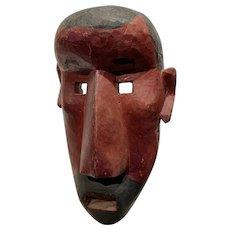 African Mask Bozo, Mali