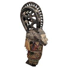 Ibo (or Igbo) Mask, Nigeria