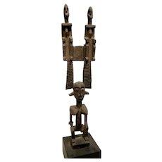 A Dogon Sculpture, Mali