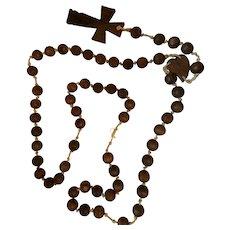 Lord's Prayer Rosary Prayer Beads, Good Shepherd Catholic