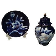 Porcelaine Tibor from the 1950's