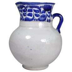 Vintage Uriarte Talavera pitcher