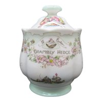 Brambly Hedge Marmalade Pot  Royal Doulton 1st Quality Made In England