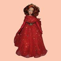 "Brenda Starr, Reporter, 16"" Fashion Doll from Effanbee Doll Company"