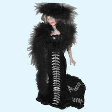 """Tonner Doll, Tyler Wentworth Collection, 16"""" Doll, Firebird, Sydney Chase"""
