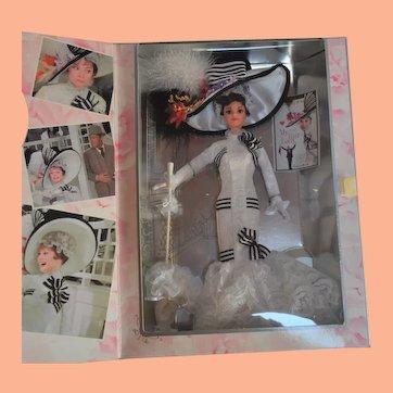 Barbie Doll Hollywood Legends Collection, Audrey Hepburn's Eliza Doolittle, My Fair Lady