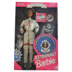 Astronaut Barbie, African American, The Career Collection