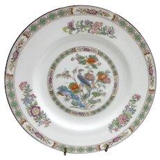 Wedgwood Kutani Crane Bread & Butter Plates English Bone China