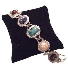 Sarah Coventry Panel Bracelet