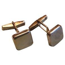 Dellapina Sterling Silver Cuff Links