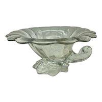 Heisey Glass Warwick Pattern Centerpiece Bowl