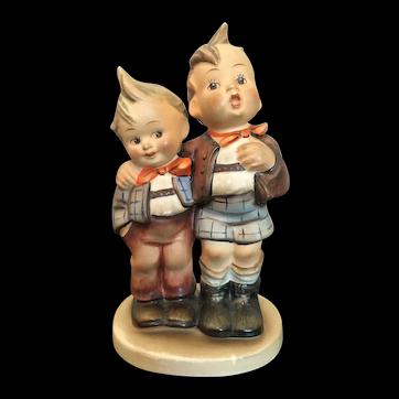 """Goebel Hummel Figurine, """"Max and Moritz"""" #123 TMK2 Full Bee"""