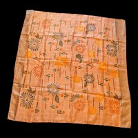 SALE! Vintage Liz Claiborne for Specialty House silk scarf made in Japan
