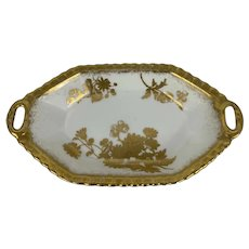 Small Bone China Dish by Hammersly & Co of England