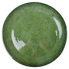 "Vintage Terrafirma Ceramics by Ellen Evans 12"" Dinner Plate"