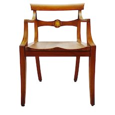 Vintage The Company of Master Craftsmen Liberty Bell Arm Chair