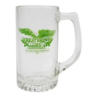 Great Brews of America Classic Beer Festival 13oz Beer Mugs - Case of 24