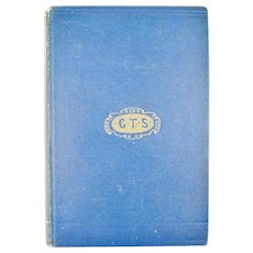 1903 The Golden Treasury of Songs and Lyrics by Francis T. Palgrave
