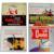 Collection of Vintage Decorative Motion Picture Soundtrack LP Covers - 6
